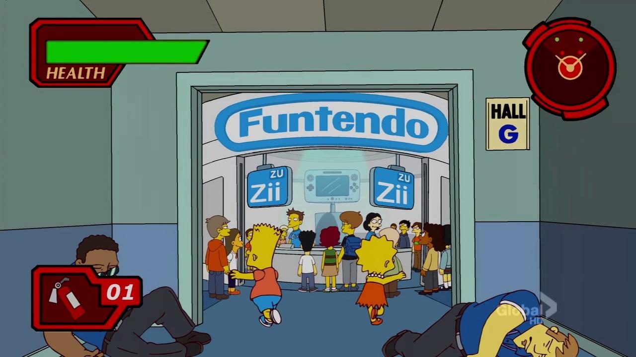 Simpson TV 01