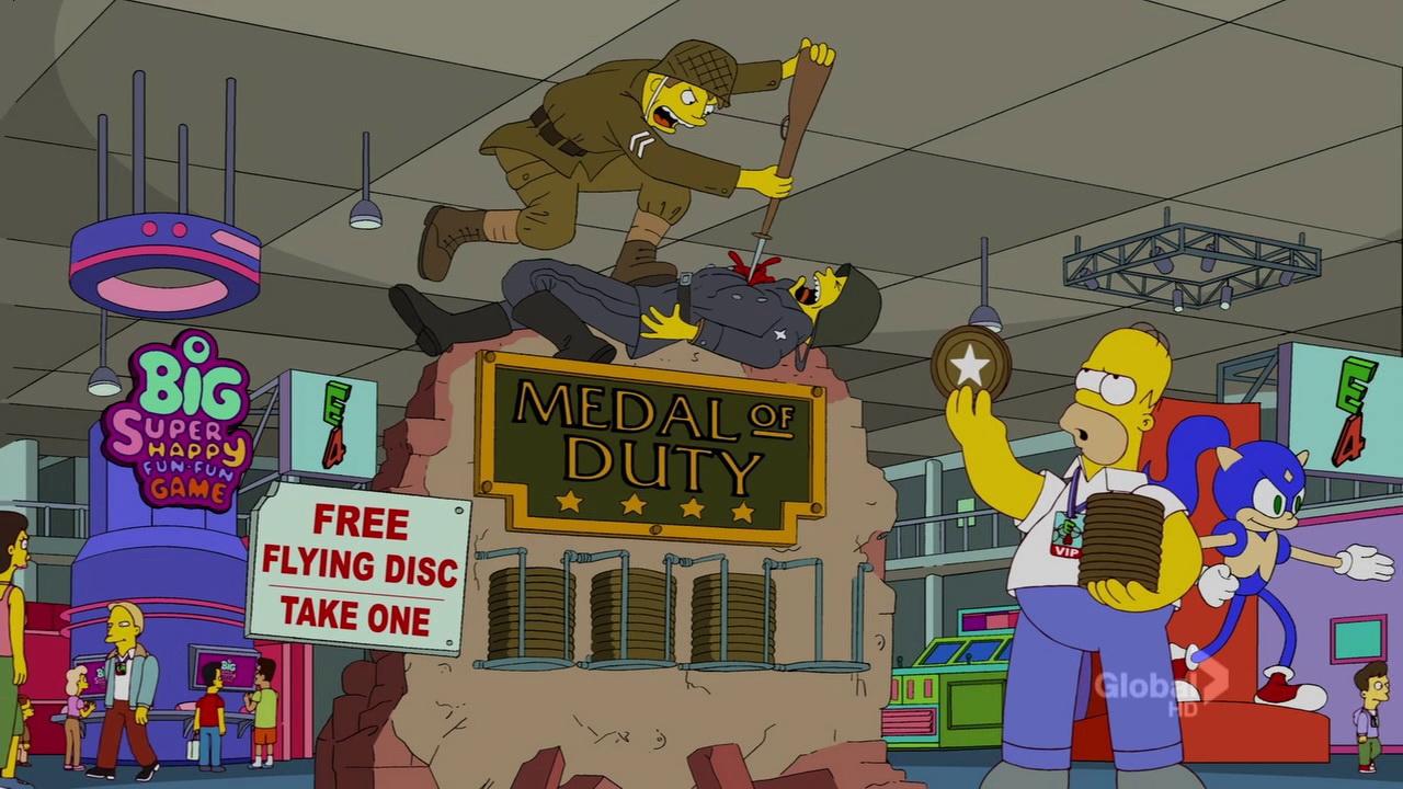 Simpson TV 02
