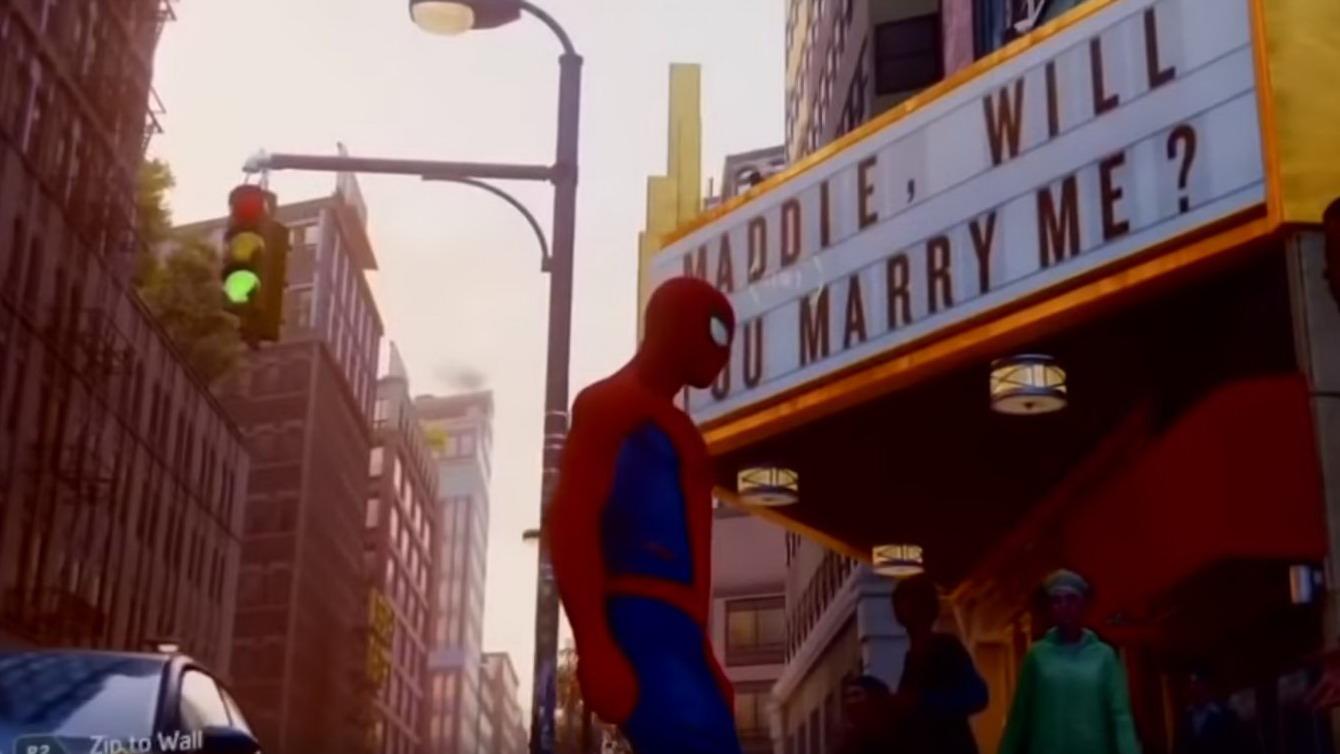 Spider-ManMaddison