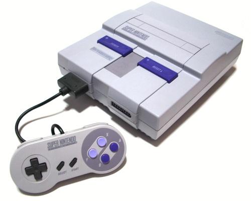 Super Nintendo US