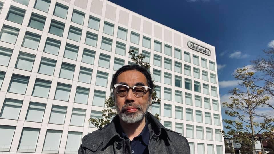 TakayaImamura Nintendo retraite