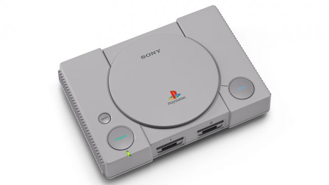 Test PlayStation Classic 1