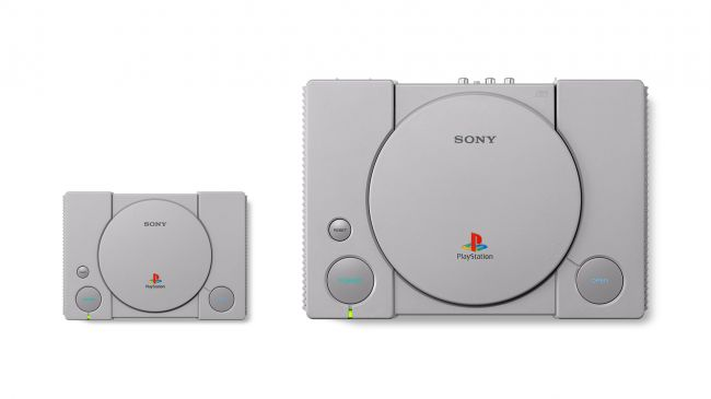 Test PlayStation Classic 2