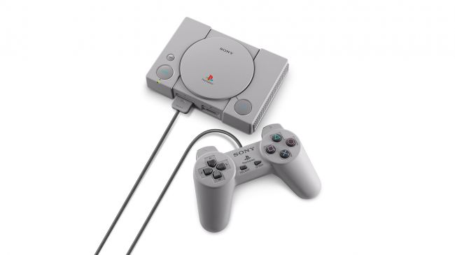 Test PlayStation Classic 3