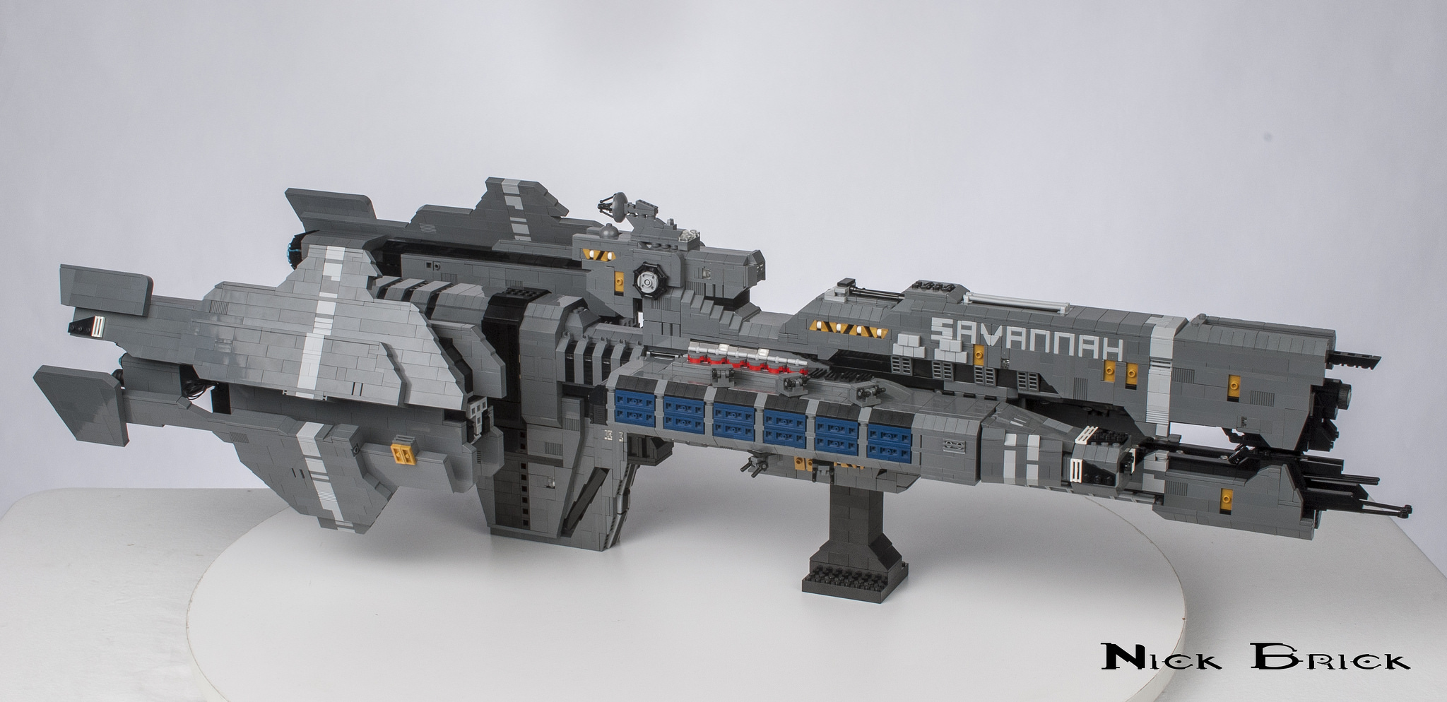UNSC Savannah 10