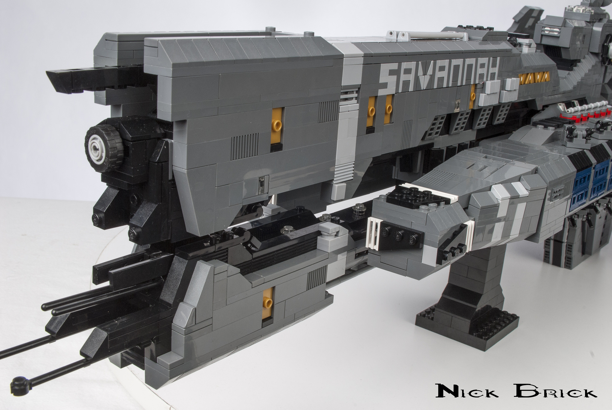 UNSC Savannah 7