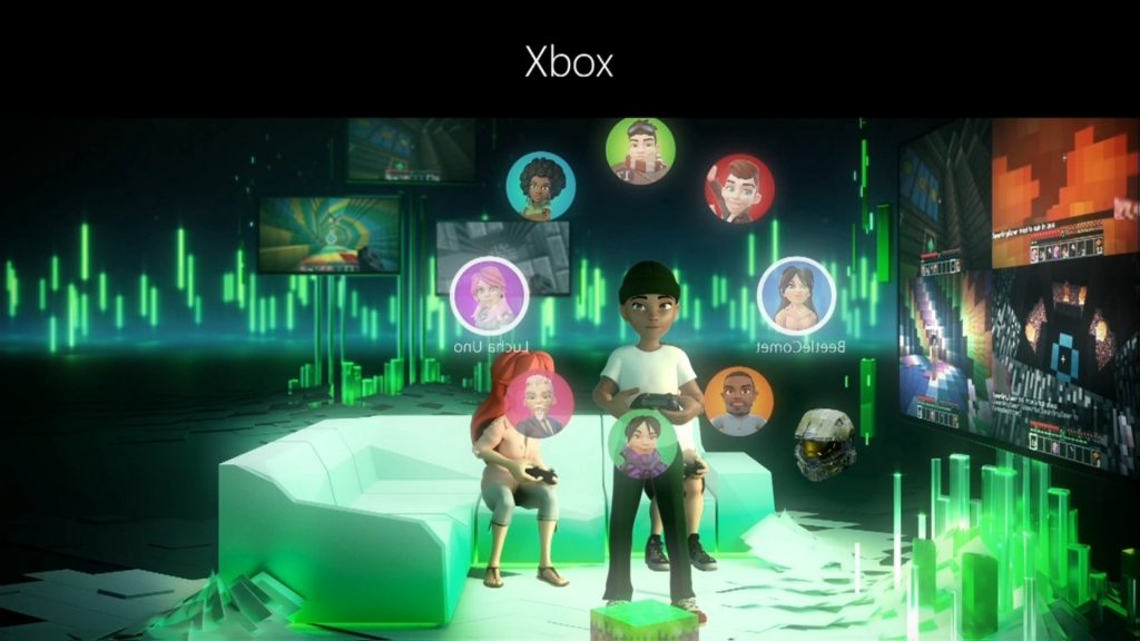 La VR coté Xbox : ça approche ! XboxLive_RealiteVirtuelle_Avatars