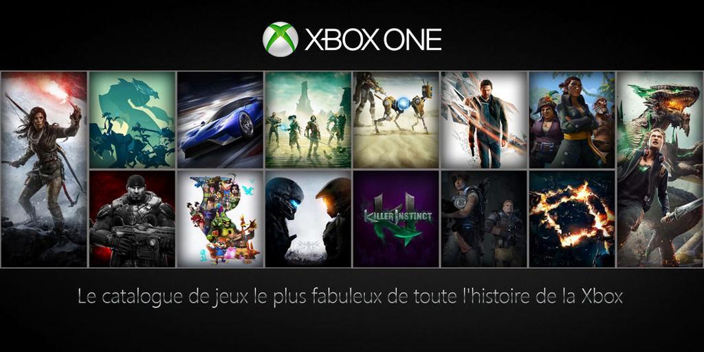 XboxOne Exclus