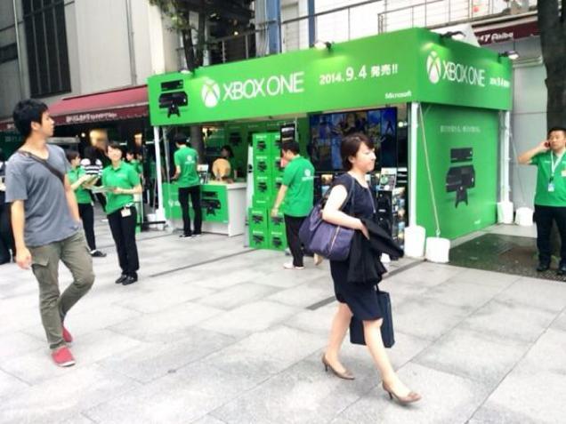 XboxOne LancementJap 15