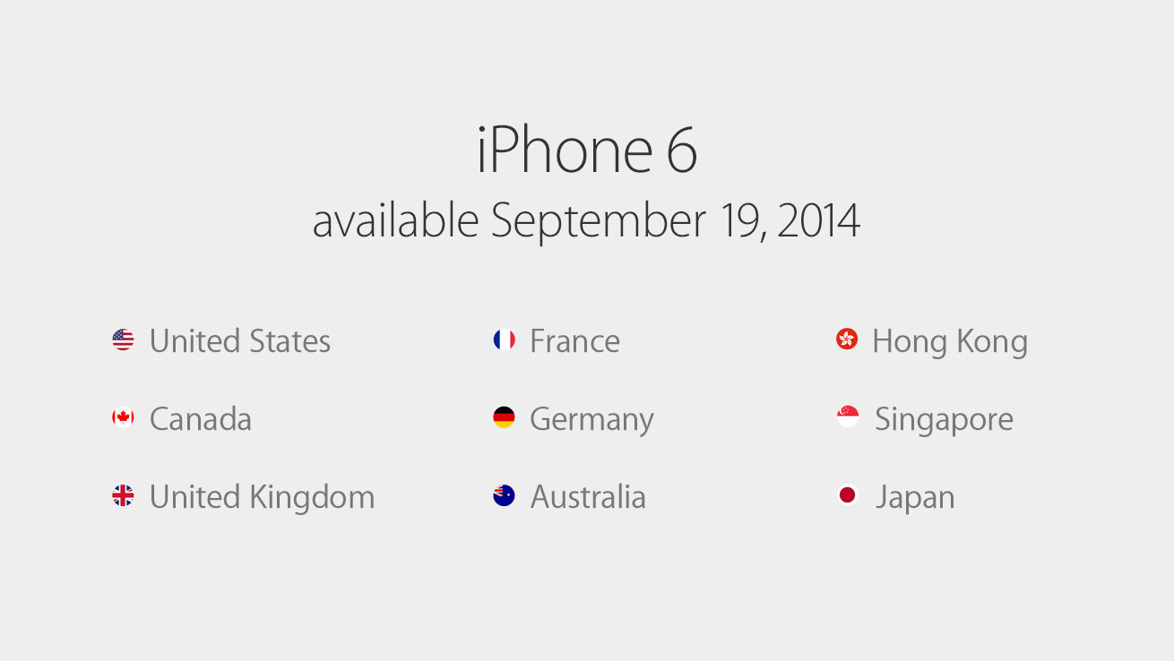 conf iPhone6 sept 2014 16