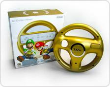 gold wheel wii