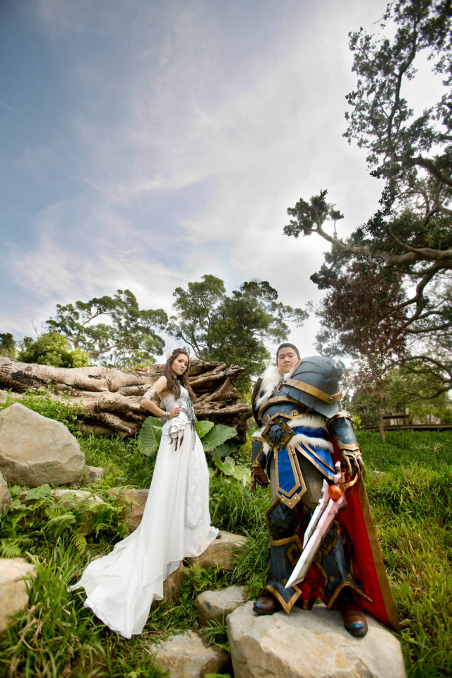 mariage WoW 5
