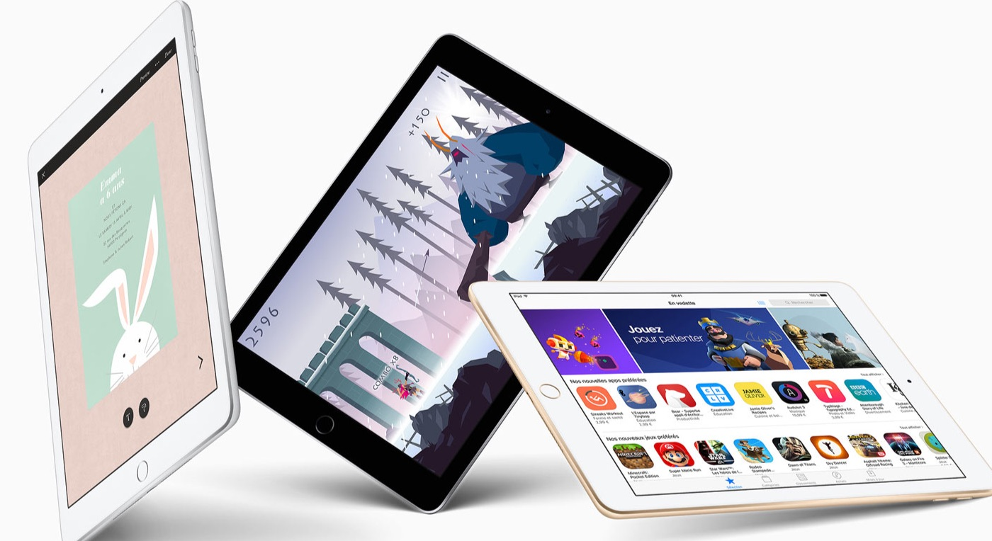 new iPad 2