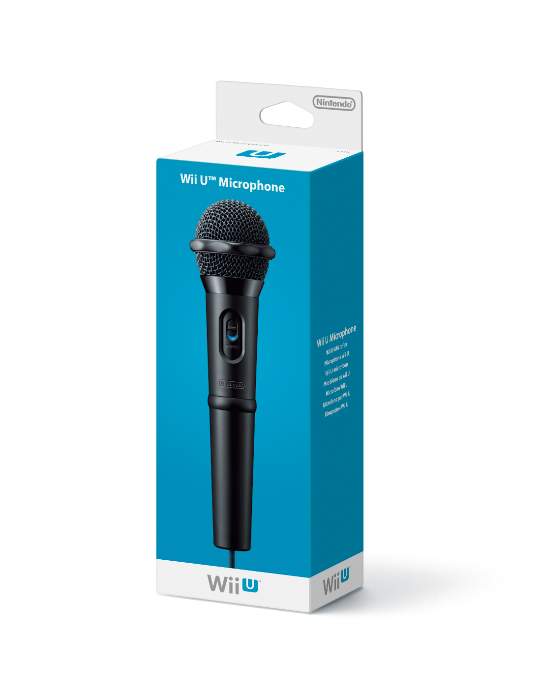 controllers remotes wiiu wired usb microphone as new boxed bid to win was sold for. Black Bedroom Furniture Sets. Home Design Ideas