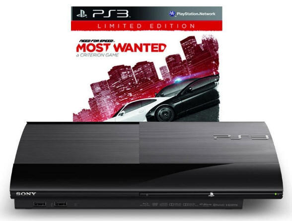pack ps3 12go MostWanted