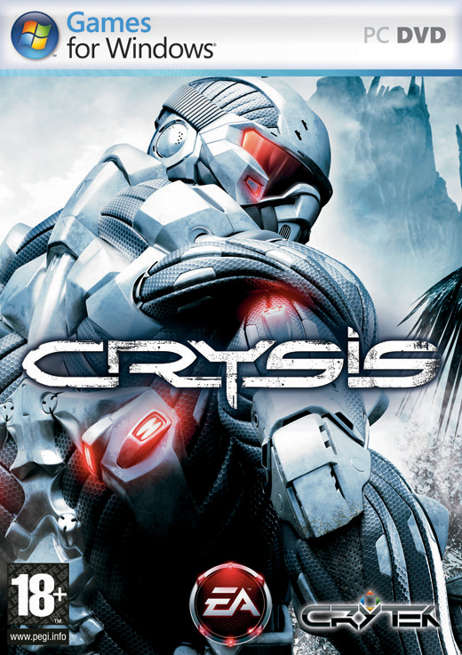 Crysis PC Jaquette 001