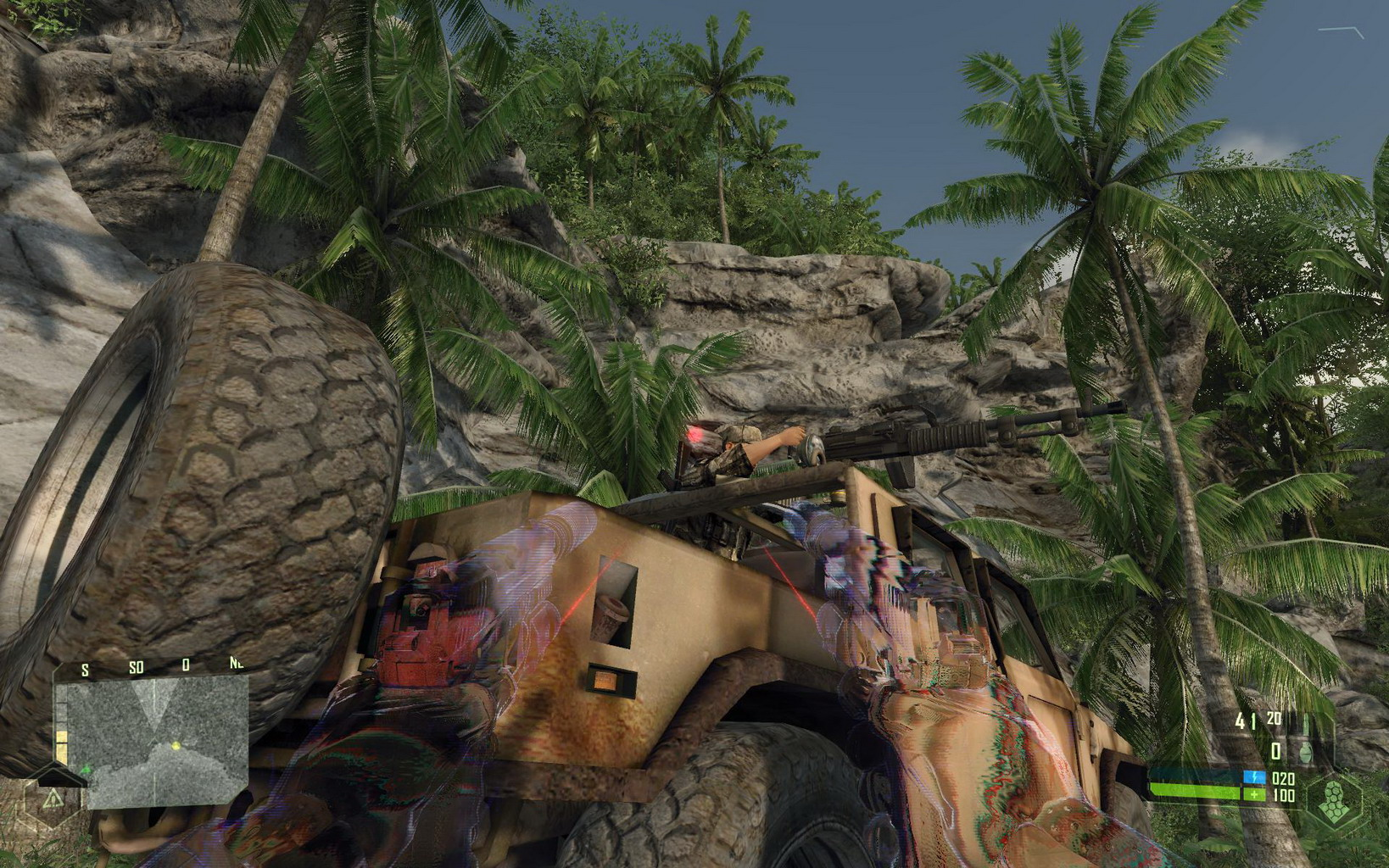 Crysis Test PC 002