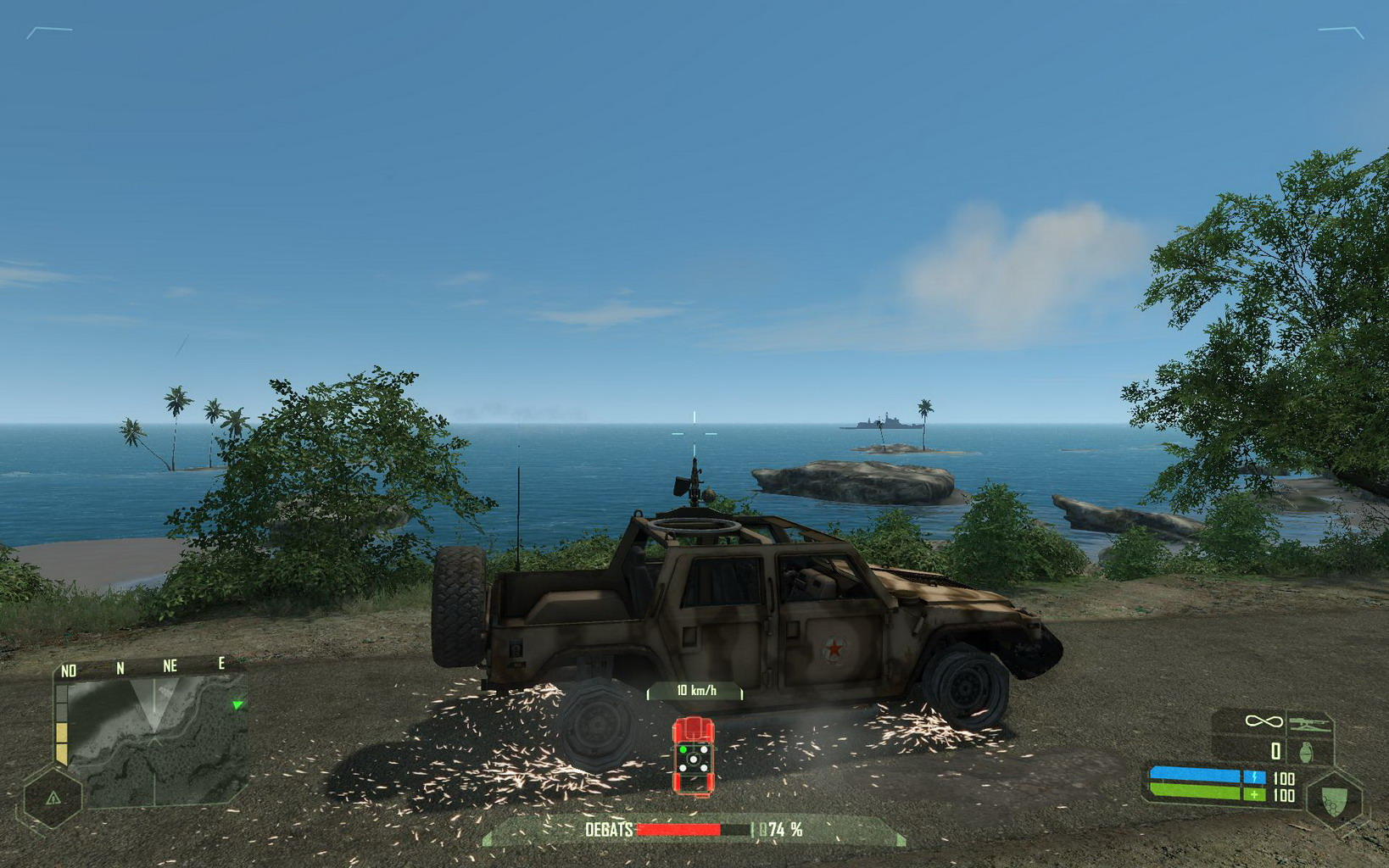 Crysis Test PC 006