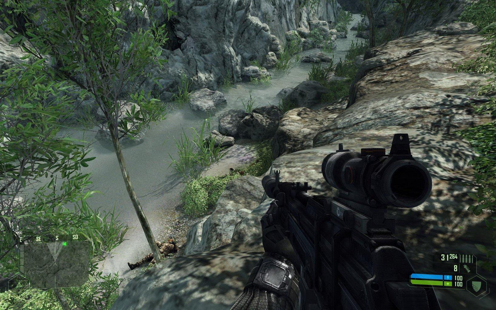 Crysis Test PC 012