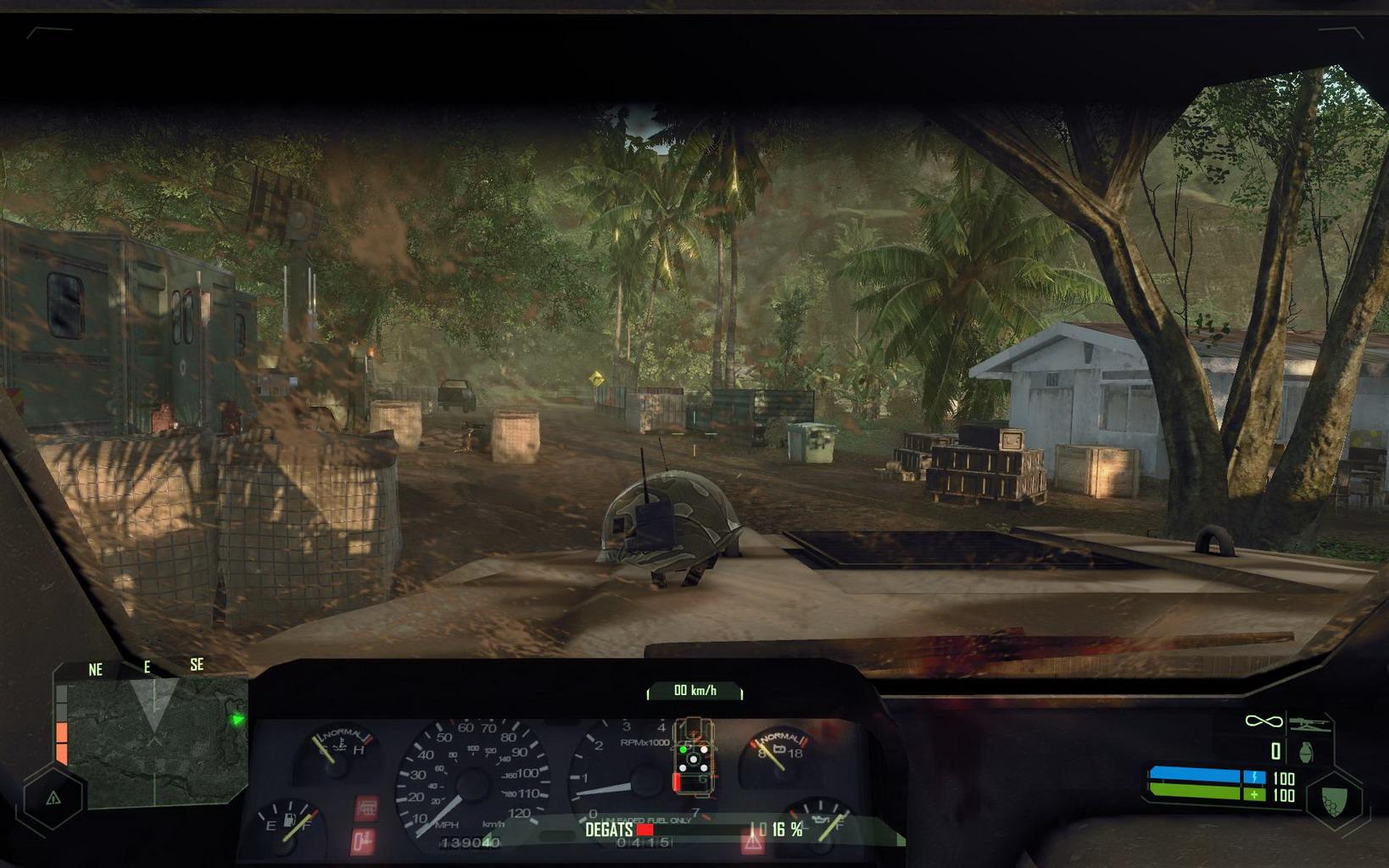 Crysis Test PC 016