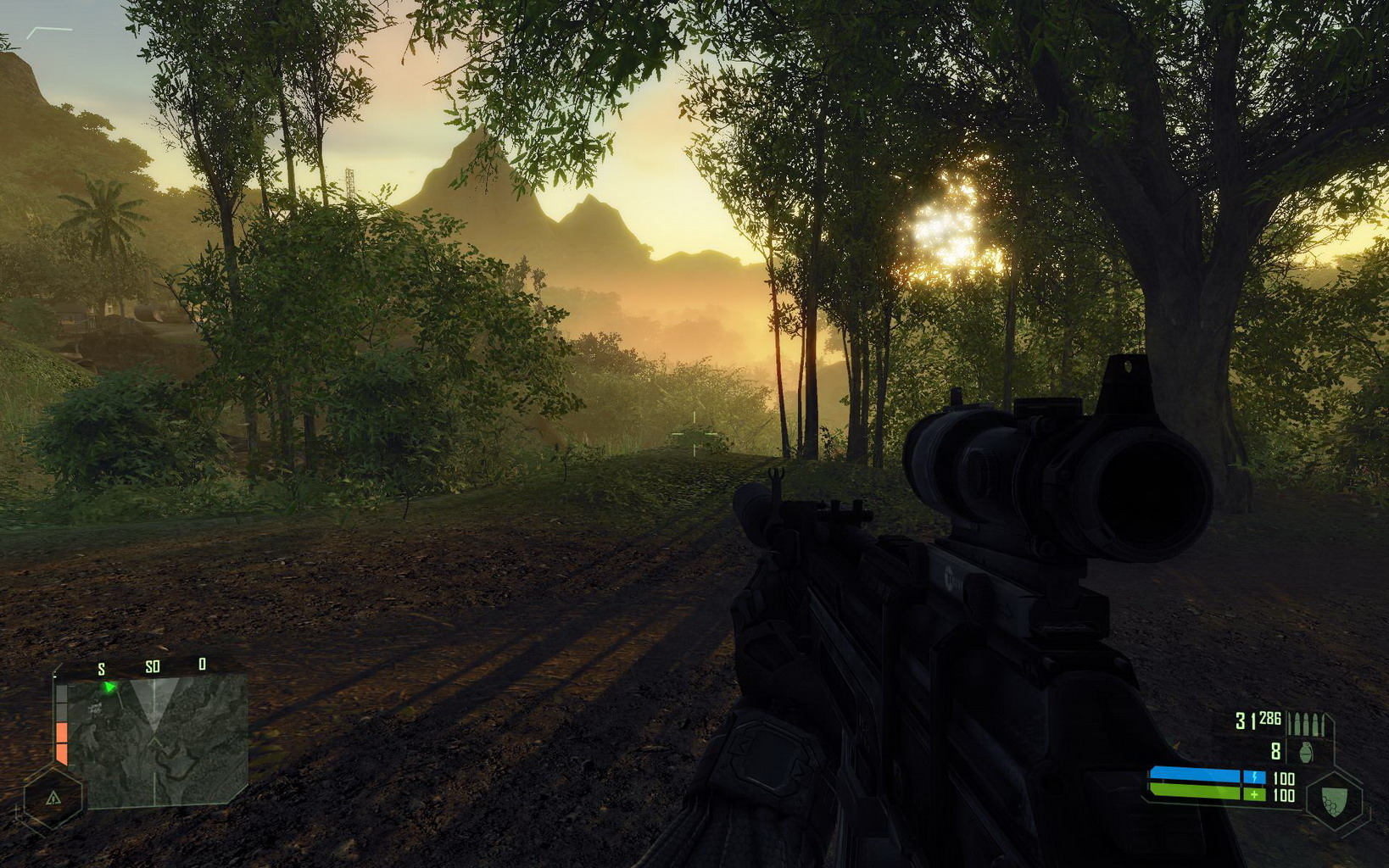 Crysis Test PC 017