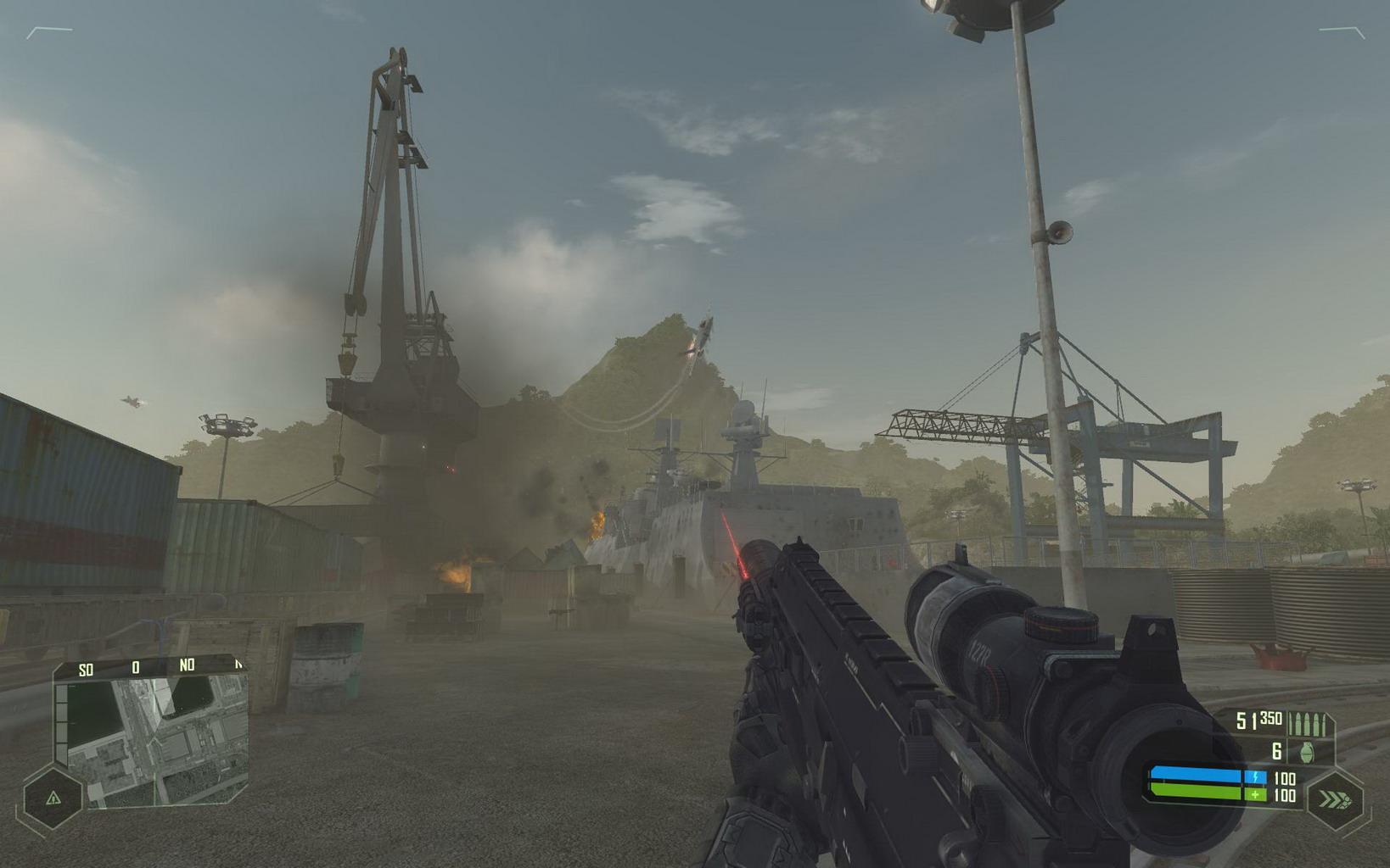 Crysis Test PC 028