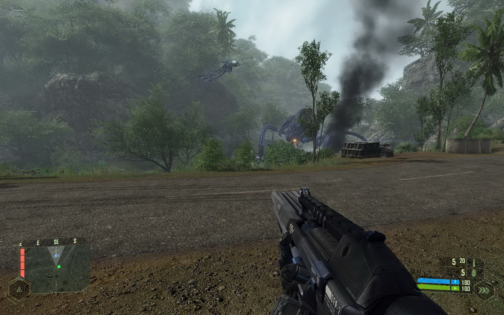 Crysis Test PC 049