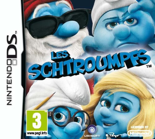 LesSchtroumpfs DS Jaquette 001