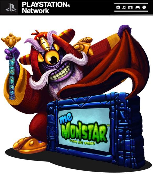 Me Monstar : Hear Me Roar !