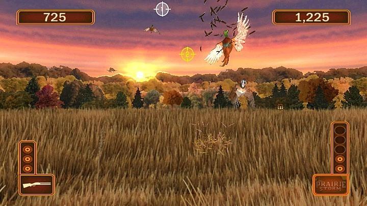 PheasantsForever-Wingshooter Wii Editeur 001