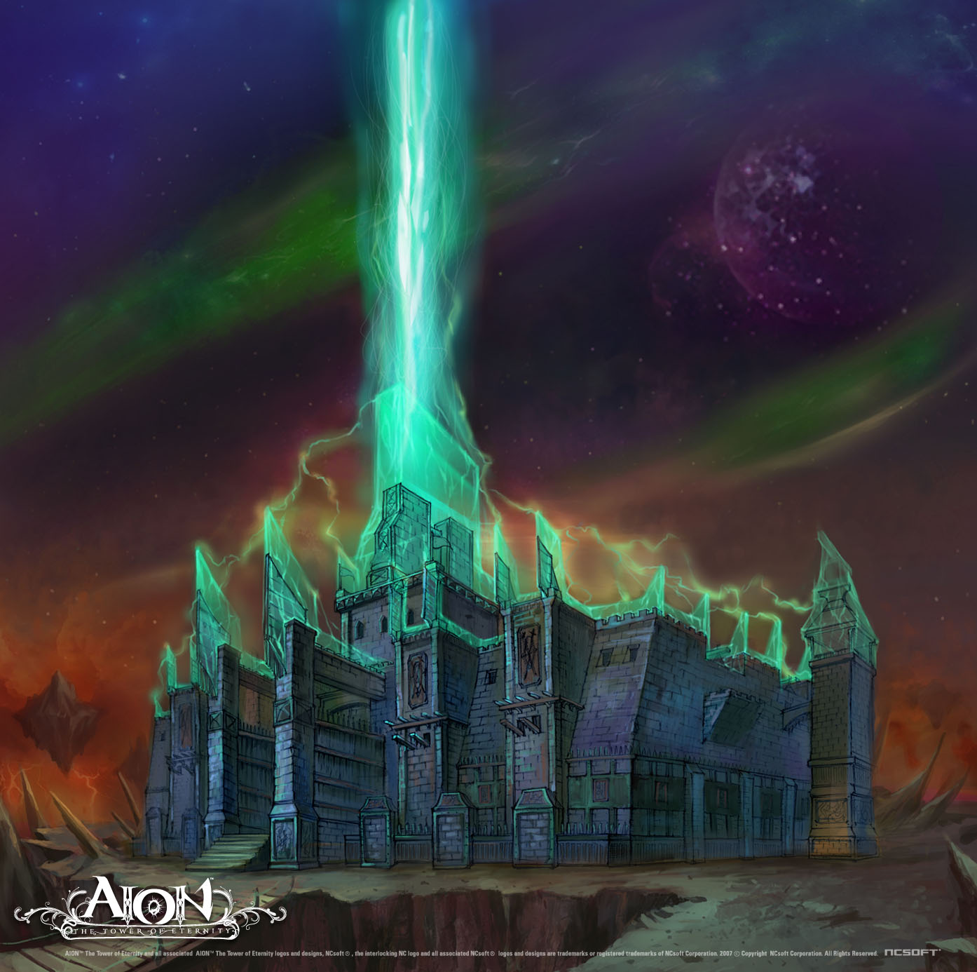 AION Abyss Concept 5