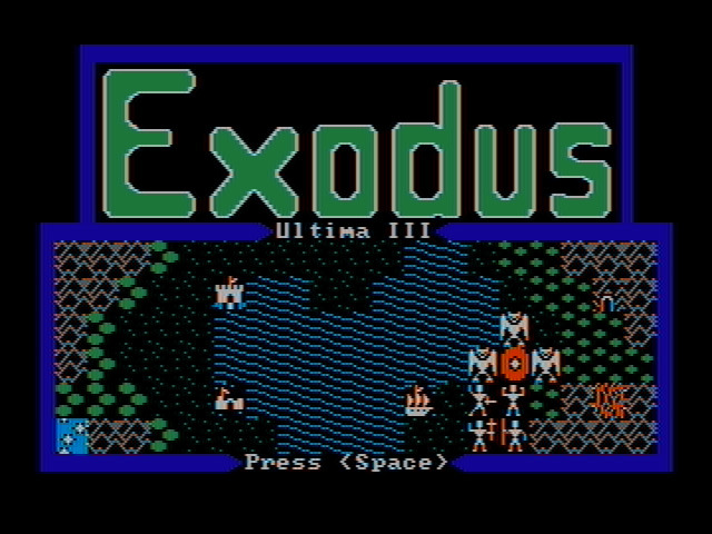 UltimaIII-Exodus Apple II Div 001