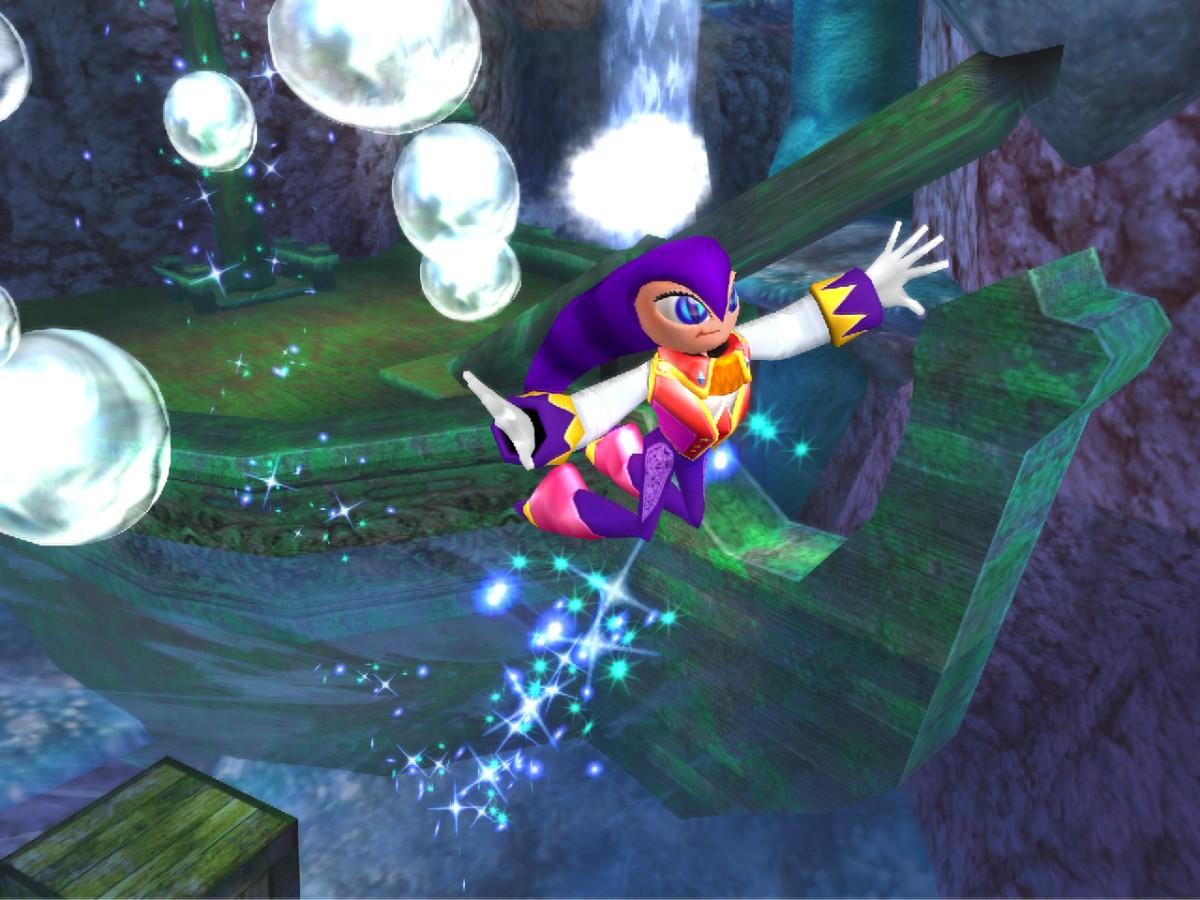 Nights JOD Wii Editeur 004
