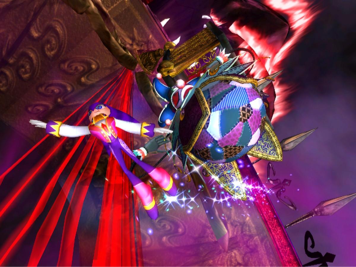 Nights JOD Wii Editeur 005