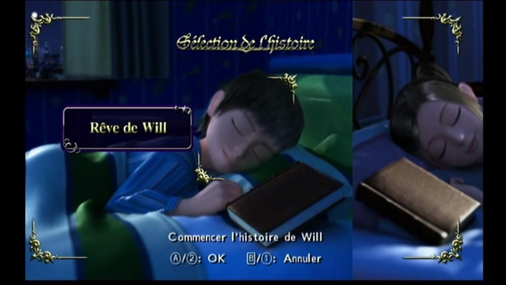 Nights JOD Wii Editeur 154