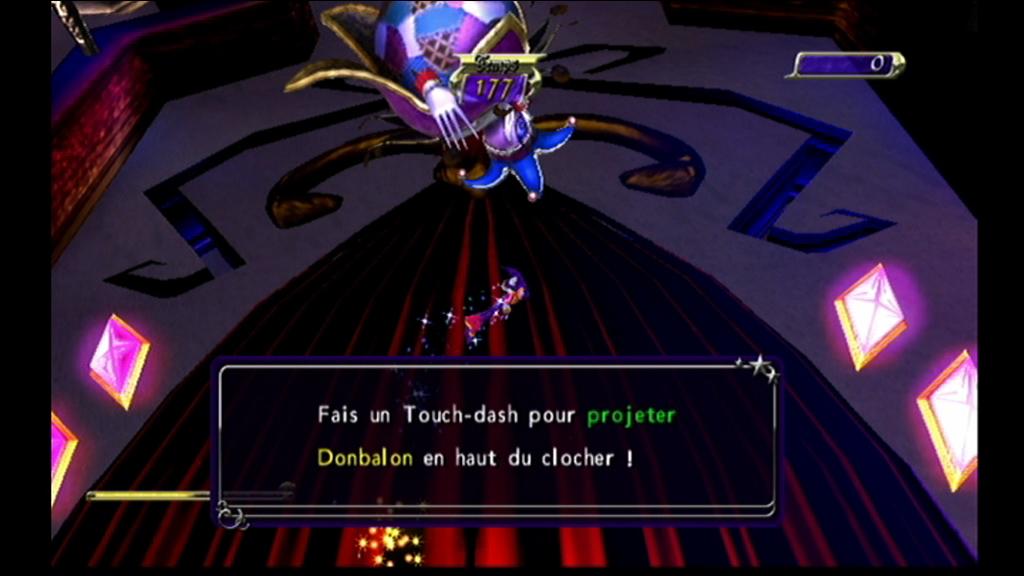 Nights JOD Wii Editeur 168