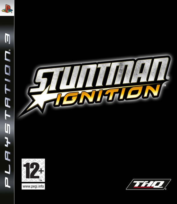 Stuntman Ignition PS3 Jaquette