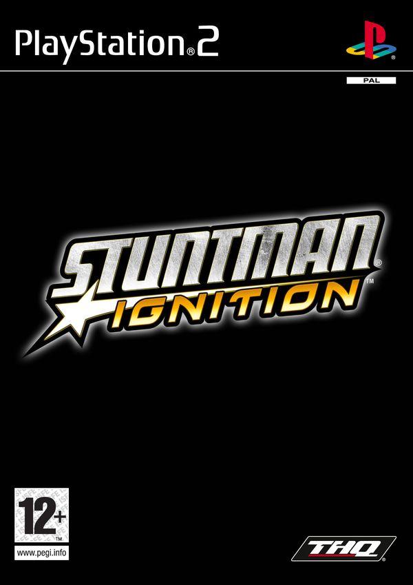 Stuntman Ignition PS2 Jaquette