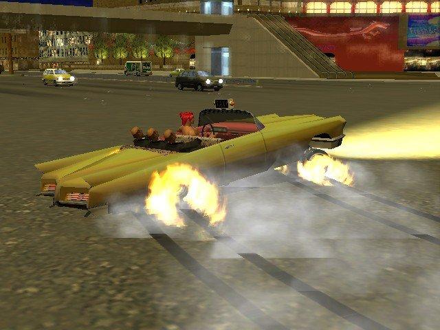 CrazyTaxi3 Xbox Div 006