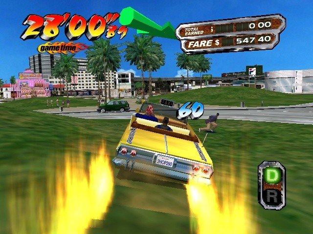 CrazyTaxi3 Xbox Div 008