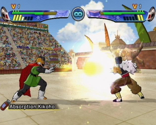 DragonBallZBudokaiIII PS2 Div 002