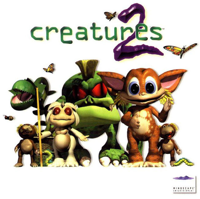 Creatures2 PC Jaquette 001