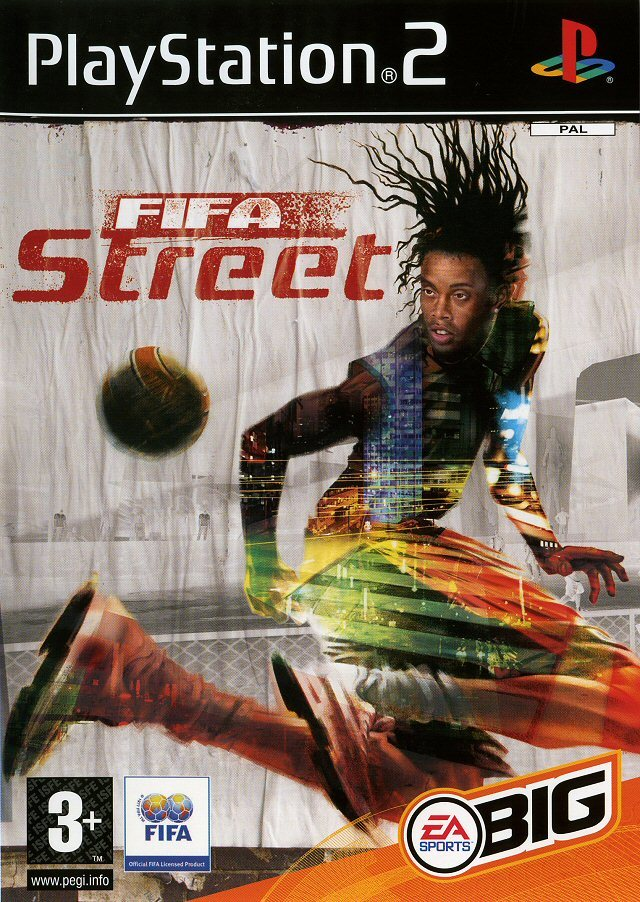 FifaStreet-original- PS2 Jaquette 001