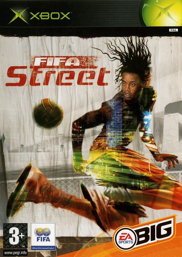 FifaStreet-original- Xbox Jaquette 001