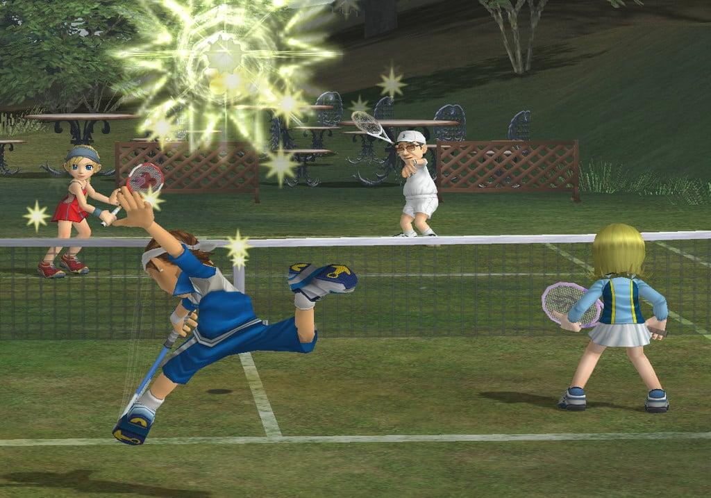 EverybodyTennis PS2 Editeur 003