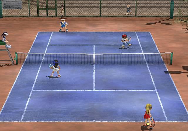 EverybodyTennis PS2 Editeur 020