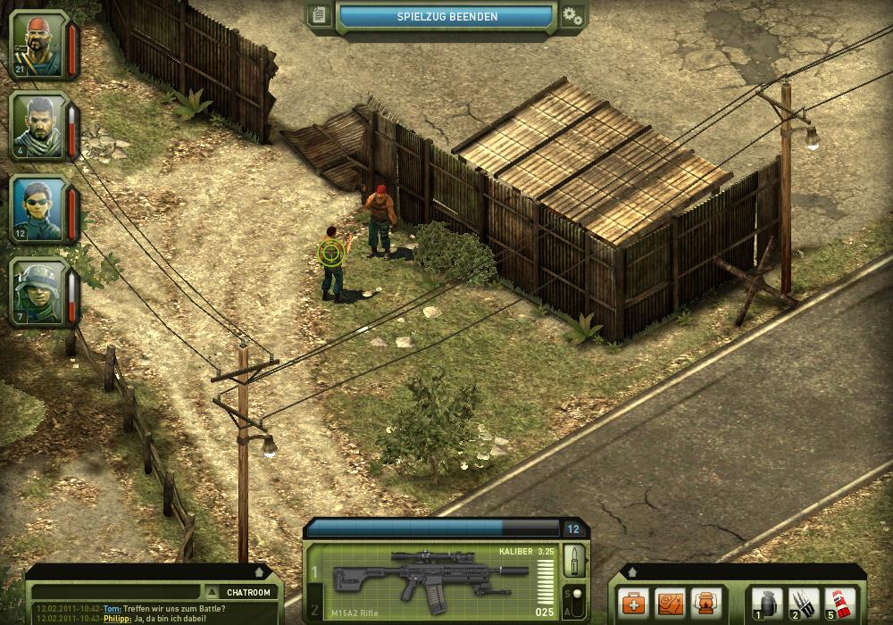 JaggedAllianceOnline PC Editeur 003