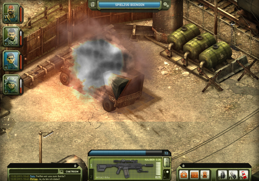 JaggedAllianceOnline PC Editeur 006