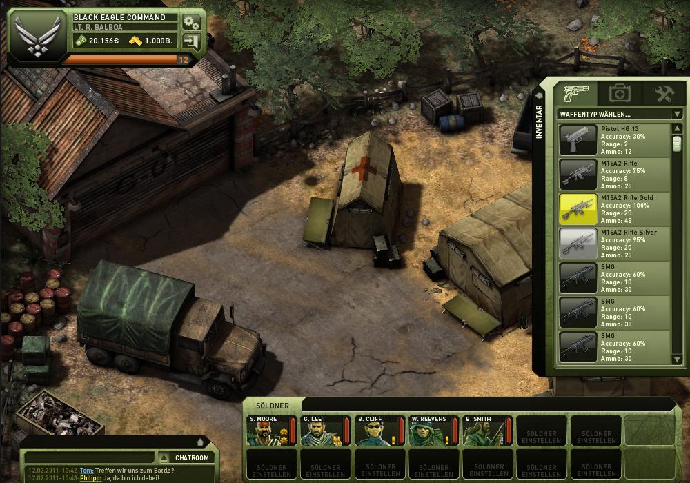 JaggedAllianceOnline PC Editeur 009
