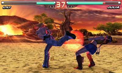 Tekken3DPrimeEdition 3DS Editeur 129